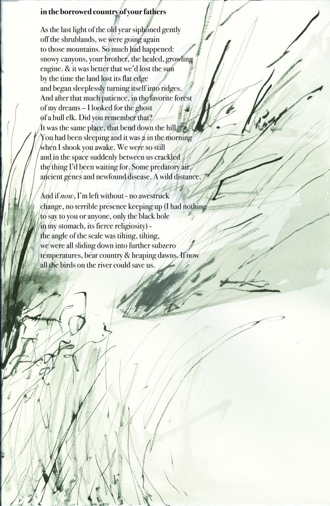 Image, Mark Ritchie; Text, Kristen Gunther